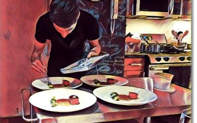 Modern Kaiseki And The Joy Of Cooking
