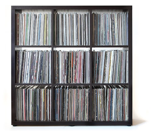 Spotify & cd/record/mp3 collections