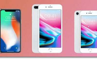 New Premium Phones: Apple iPhone X, iPhone 8 & 8 Plus