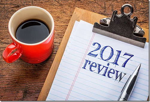 The 2017 Bruceb News Year In Review