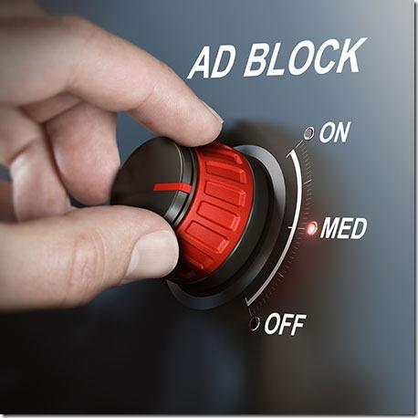 Google blocks ads in Chrome