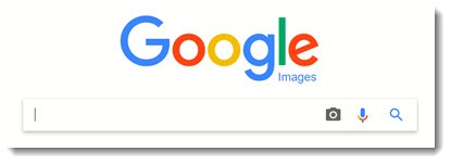 Google Images search page