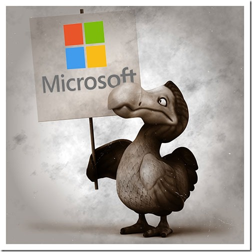 The Microsoft Ecosystem: Evolution And Extinction