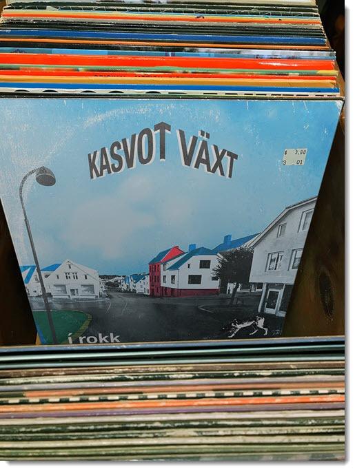 Kasvot Vaxt - I Rokk album cover