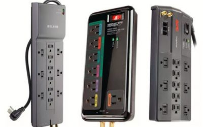 Am I The Only One Who Didn't Know That Surge Protectors Wear Out?