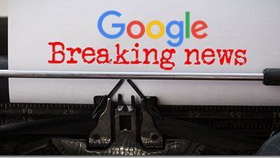 Breaking News: Special Google Edition, May 13, 2019