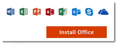 Office 365 program icons - missing OneNote