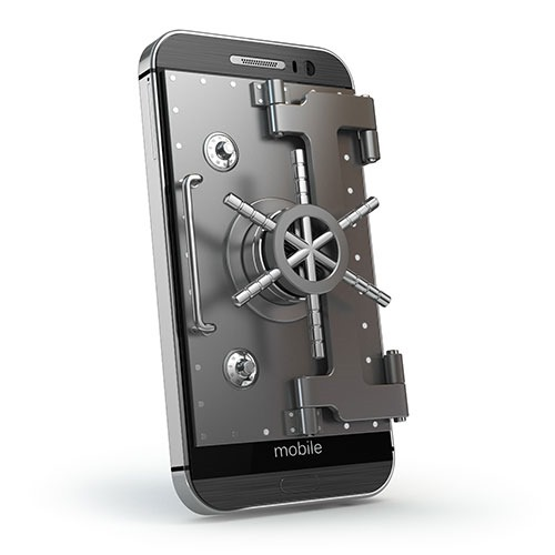Your phone is now an important part of staying secure