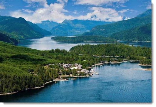 Sonora Resort, British Columbia, Canada