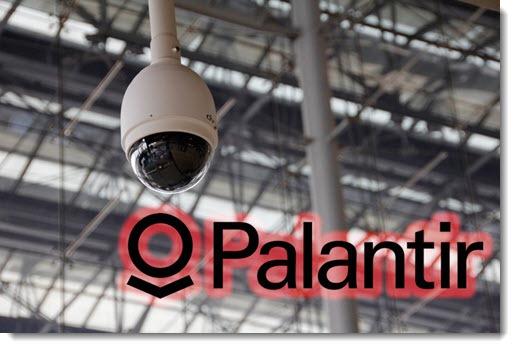 Palantir & facial recognition