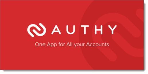 Security Tip: Use Authy For Two-Factor Authentication