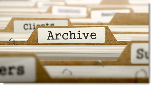 How To Use The Archive Button In Outlook
