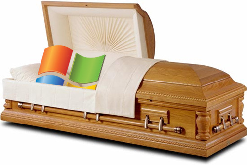 Windows 7 is dead. Alas! We barely knew you.
