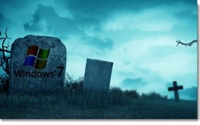 R.I.P. Windows 7