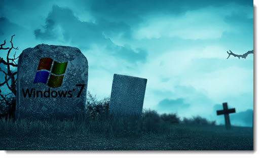 R.I.P. Windows 7