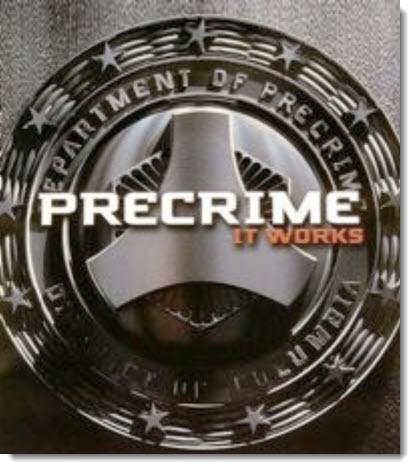 Predictive policing in Utah - Precrime! It works!