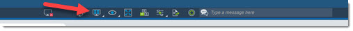 Splashtop ribbon - switch monitors or open dual monitor windows