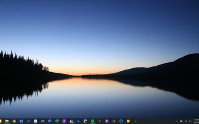 A Tiny Windows Tip Of Minimal Importance