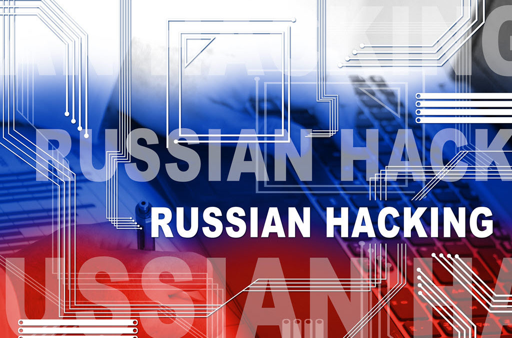 The Great Russia Hack 1: Some Background About Cyber Warfare