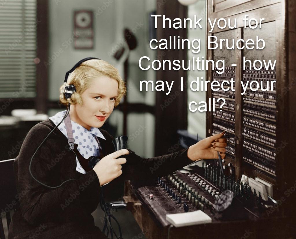Bruceb Consulting landline