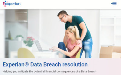 Experian Knows Data Breaches, You Betcha!