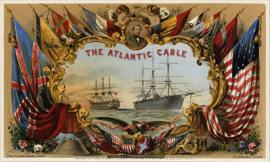 Mudslides, Undersea Cables, And Fake News