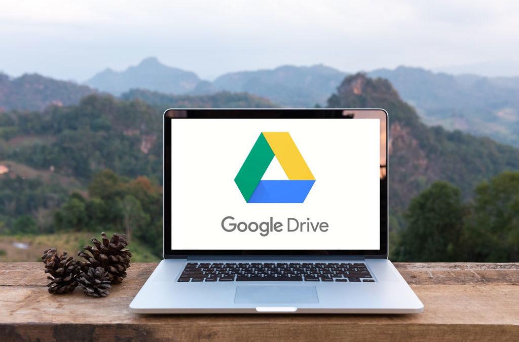 Google Drive And Living La Vida En Línea